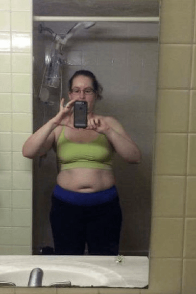 BodySoulShine weight loss results 1